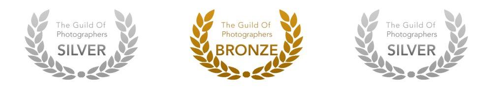 West Yorkshire award winning wedding photography, the guild of photographers, wedding photography awards