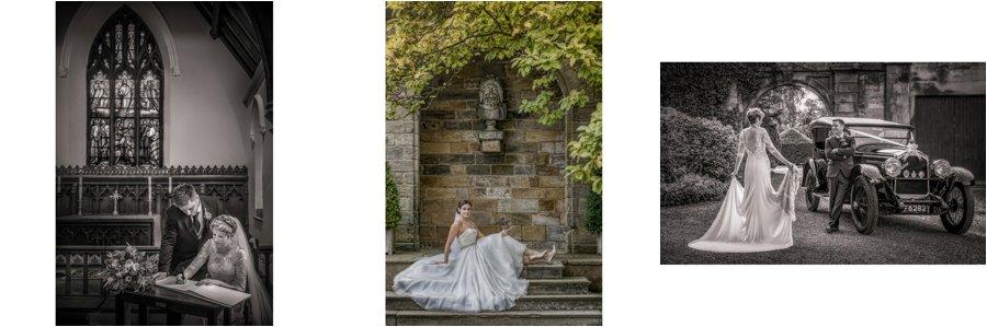 West Yorkshire wedding photography, Award winning wedding photographer