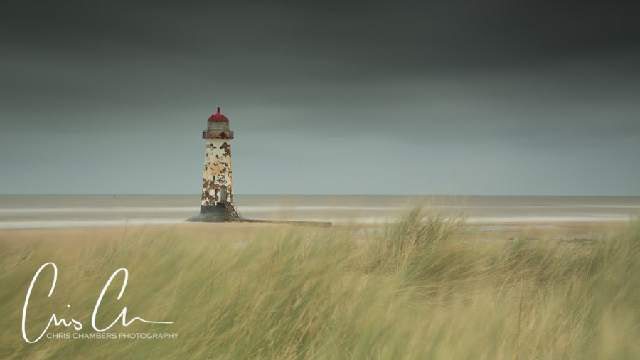 Talacre Lighthouse - North Wales Landscape Photography