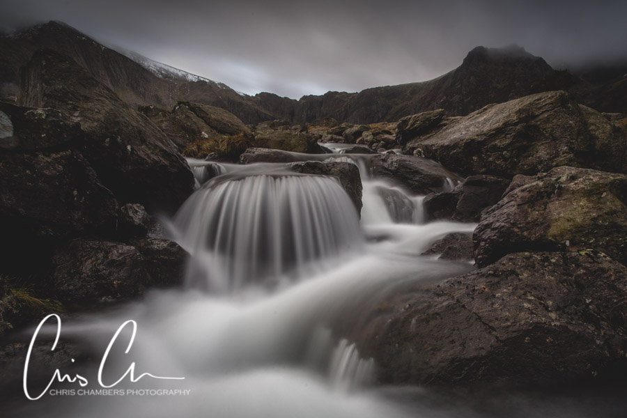 Ogwen valley - Snowdonia Landscape photography, locations around Snowdonia