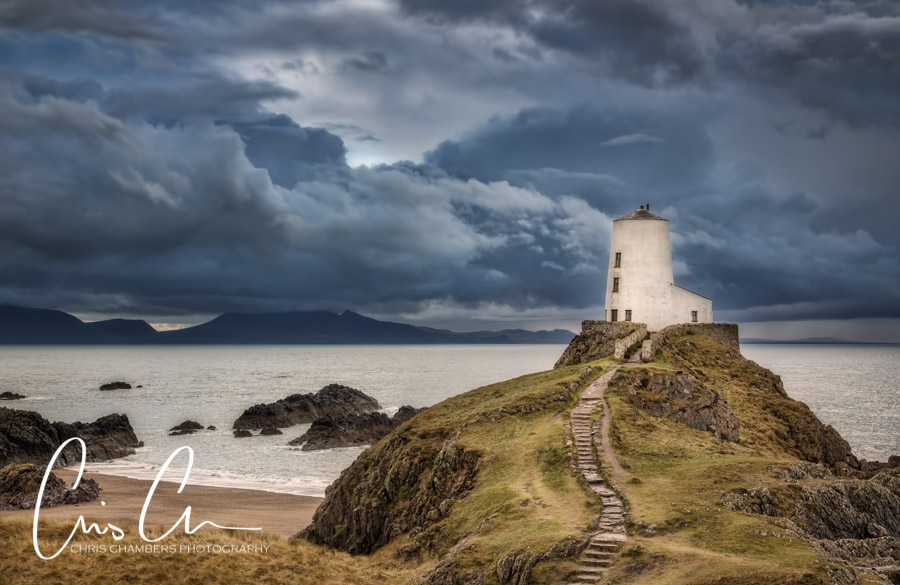 Llandwyn Lighthouse, Anglesey. Snowdonia Landscape photography, locations around Snowdonia