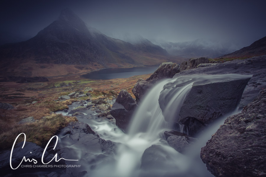 Tryfan - Snowdonia Landscape photography, locations around Snowdonia