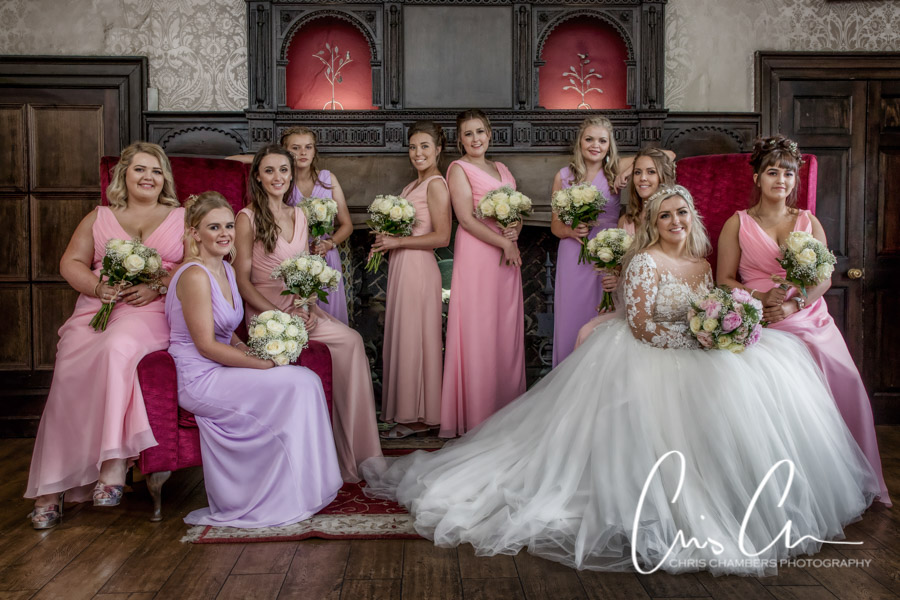 Chris chambers wedding photography at Waterton Park Hotel, Wakefield wedding photography at Waterton Park Hotel, Award winning wedding photography in West Yorkshire