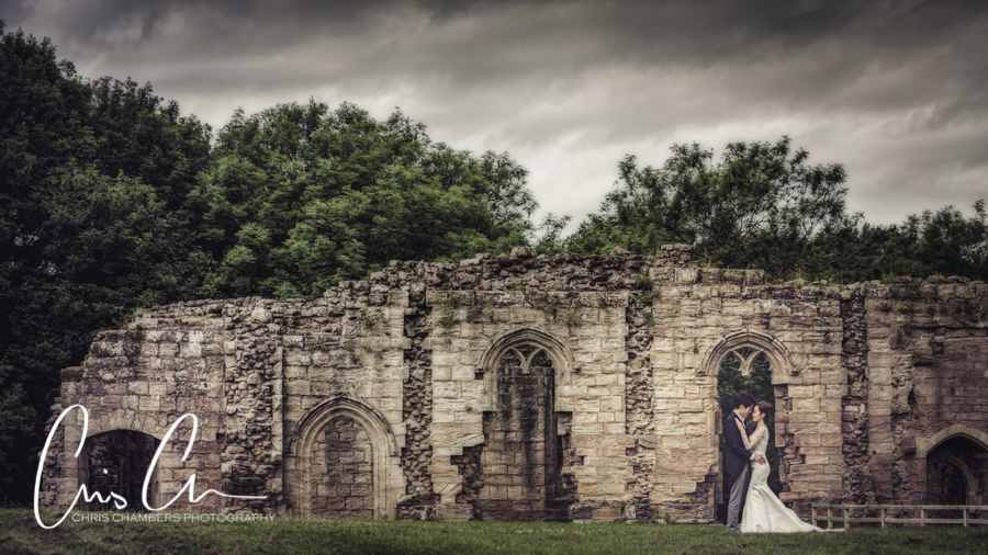 Pre-wedding photography, Yorkshire engagement photography, Chinese pre-wedding photographs