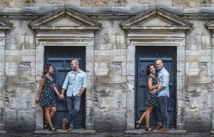 Marc and Sara's Engagement Photo Shoot | Pre-wedding Shoot Leeds | Pre-wedding Photoshoot