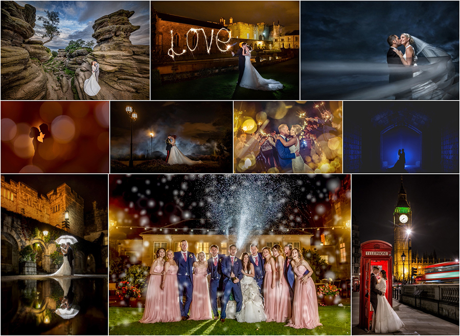Wedding Photography offers