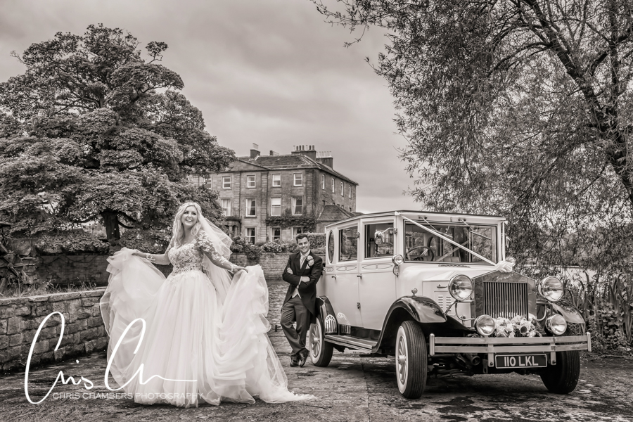 Waterton Park hotel wedding photographer, West yorkshire wedding