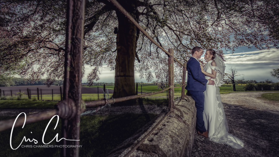 Priory Cottages wedding photographer, Chris Chambers Photography, Wetherby wedding photographer
