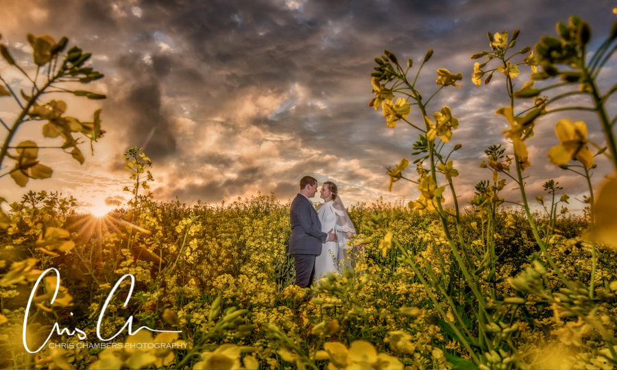 Yorkshire wedding photographer, Priory Cottages wedding photography,