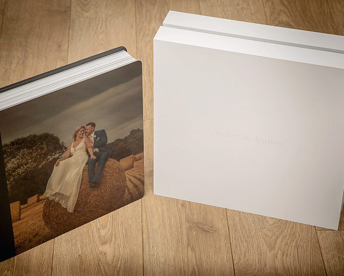 Amber and Andrew's Exclusive Storybook Wedding Photo Album | Bunnyhill Farm Wedding Photography | Bunny Hill Farm Weddings