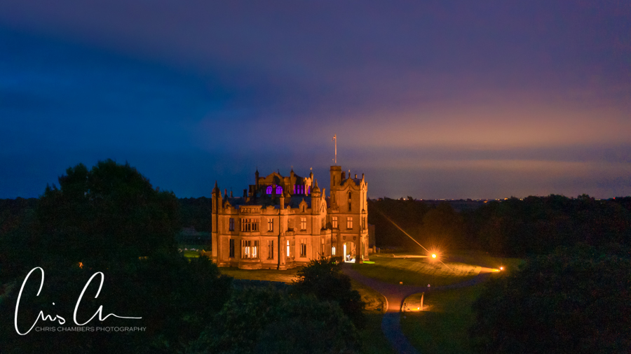Allerton Castle wedding venue in Yorkshire