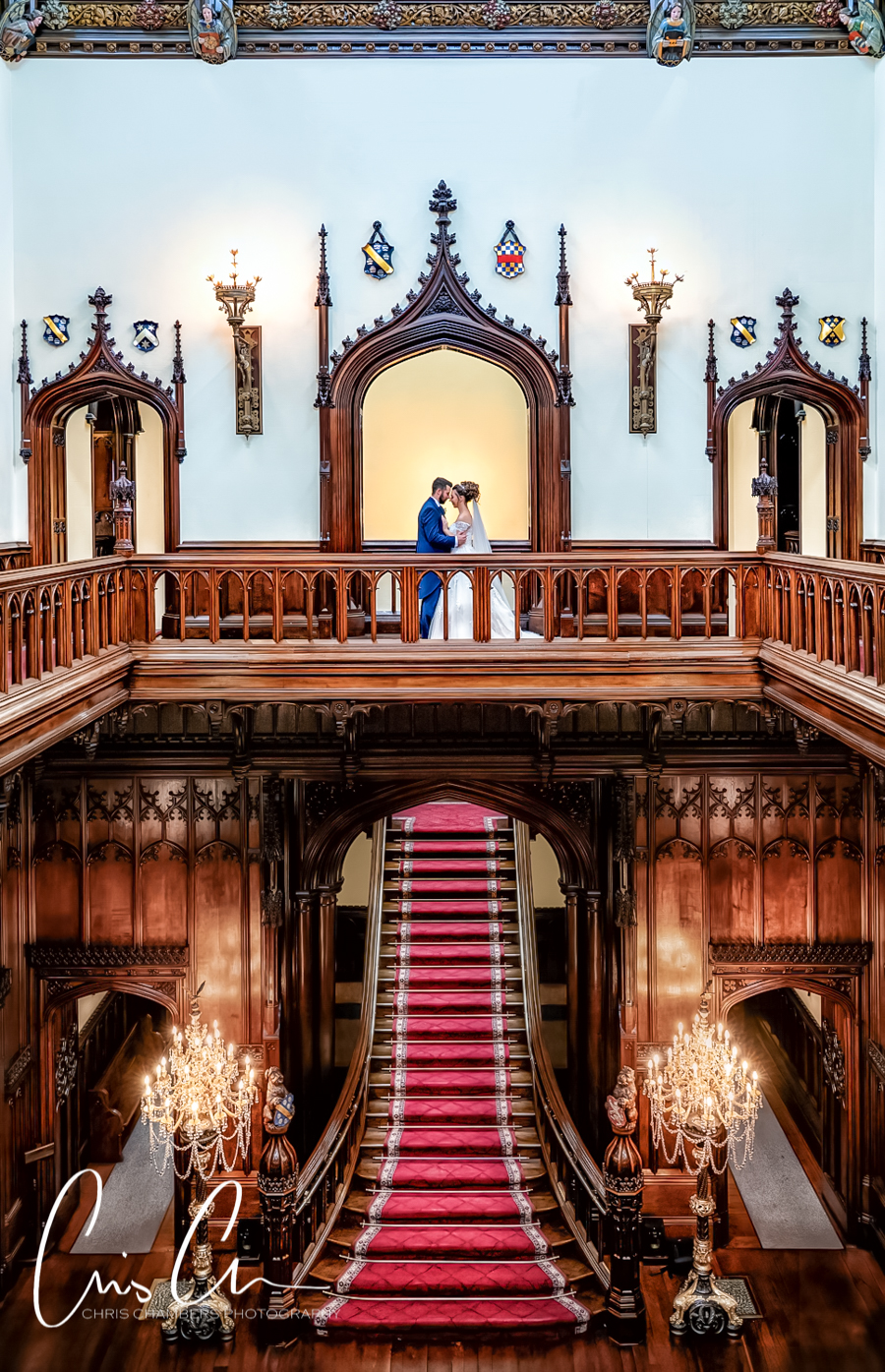 Allerton-Castle-Award-Winning-wedding-photograph-Yorkshire-wedding-photographer