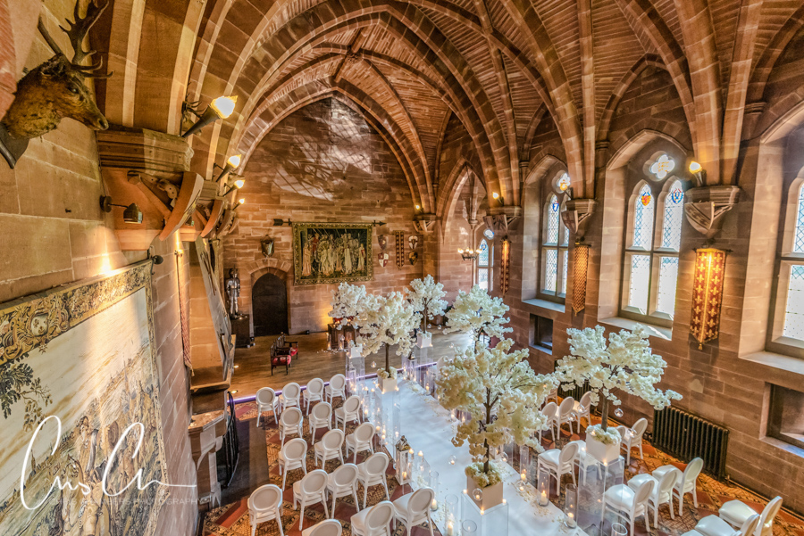 Peckfrton-Castle-wedding-photographs-cheshire-wedding-photography