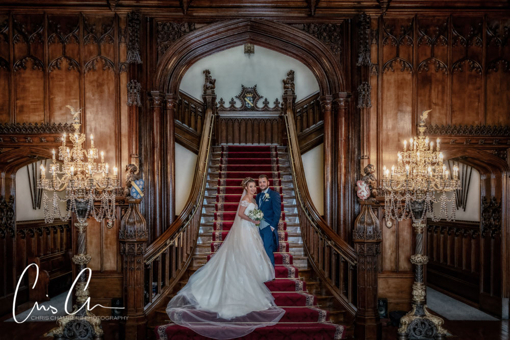 Allerton Castle Wedding Photographer