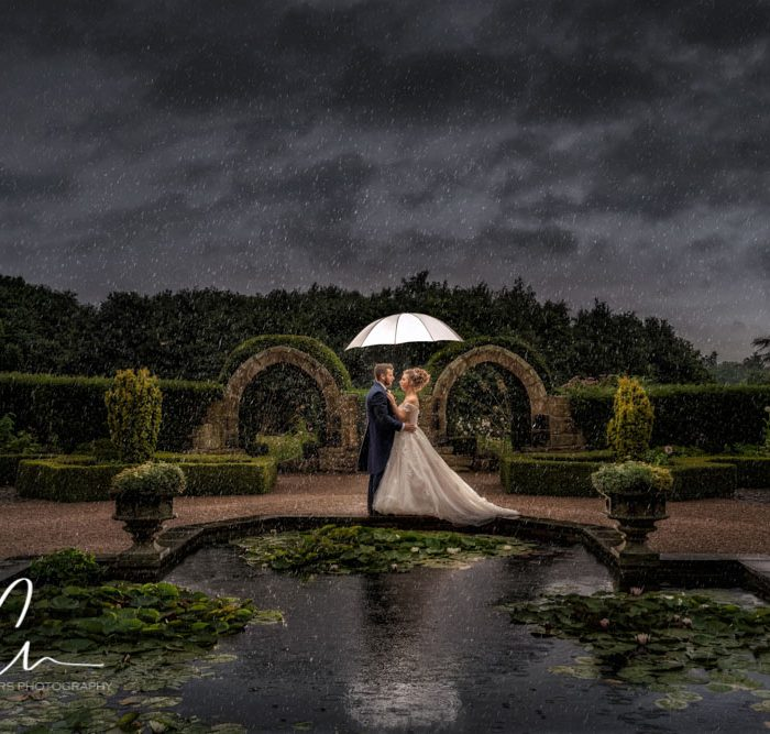 Frances and Jacob's Allerton Castle Wedding | Allerton Castle Wedding Photographs | Allerton Castle wedding venue Yorkshire
