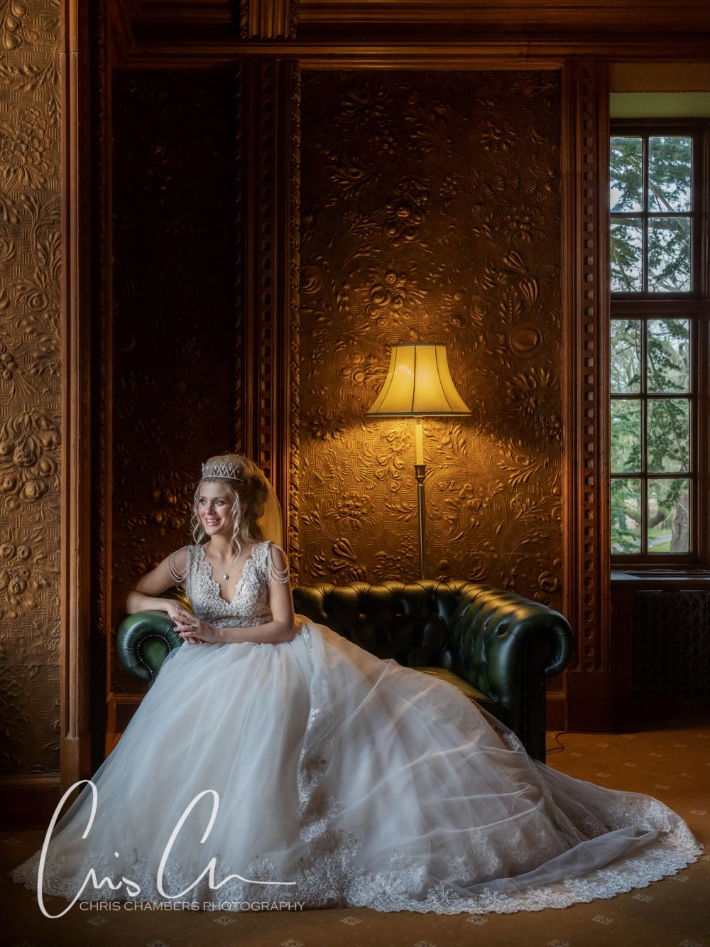 say yes to the dress wedding dress. Hazlewood Castle wedding