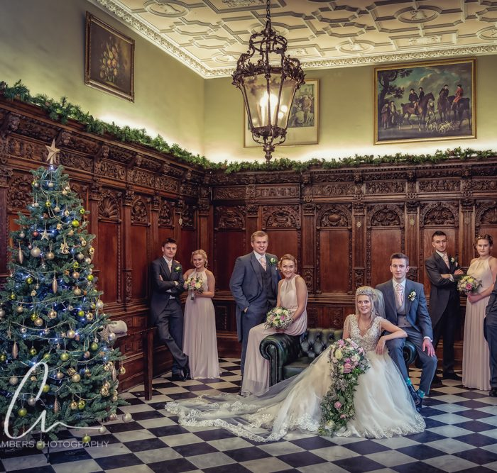 Evie and Jame's Hazlewood Castle Wedding | Hazlewood Castle Wedding Photographer | Yorkshire wedding photography