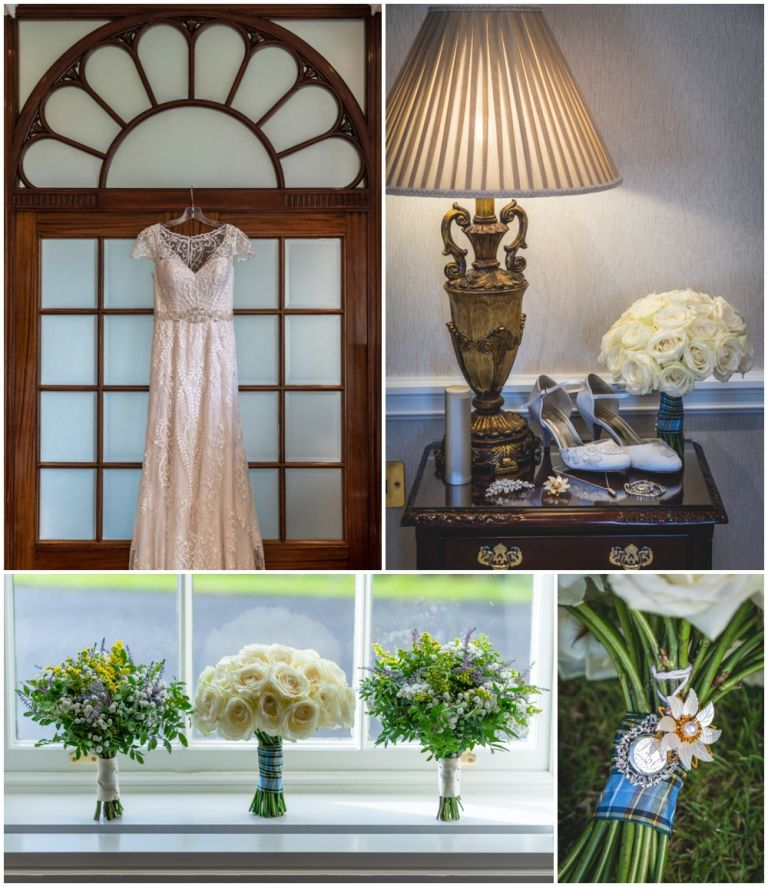 Denton Hall wedding photography. Ilkley wedding venue