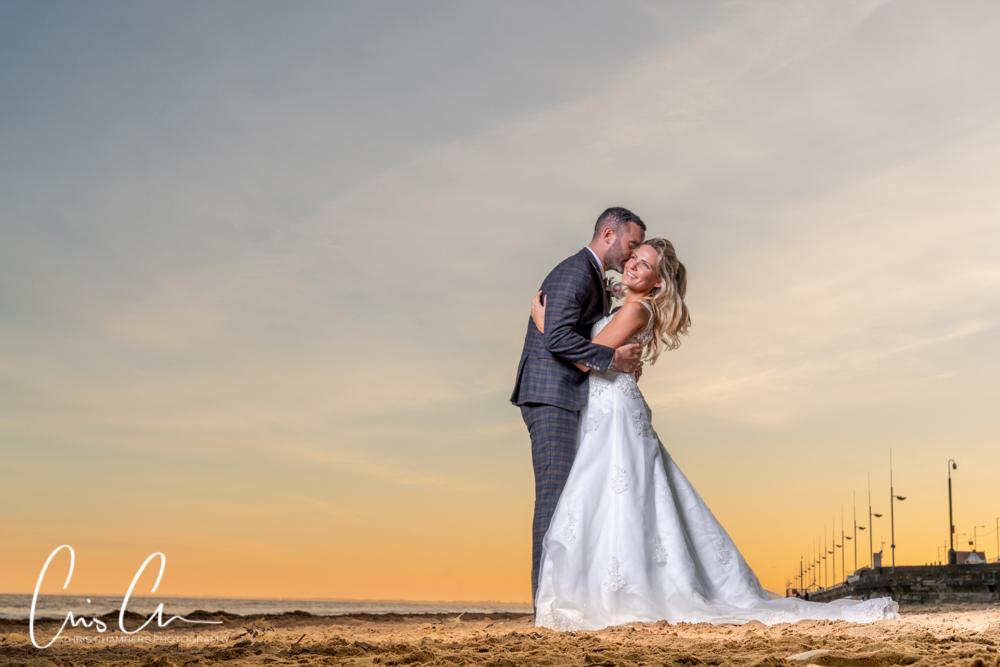 Bridlington Spa Wedding Photographer, East Yorkshire wedding venue