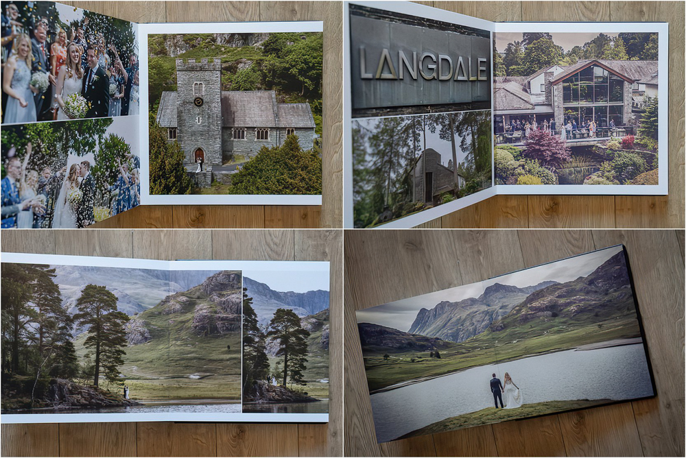 Langdale Hotel Cumbria wedding photographer. Lake District weddings