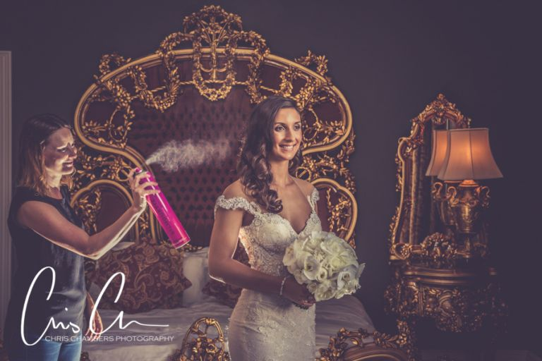 Allerton Castle Wedding Photographs - Allerton Castle North Yorkshire